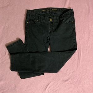Lee Skinny Fit Black Jeans 12